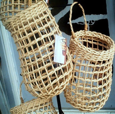 onion storage basket
