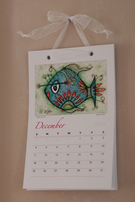 sea life 2011 wall calendar