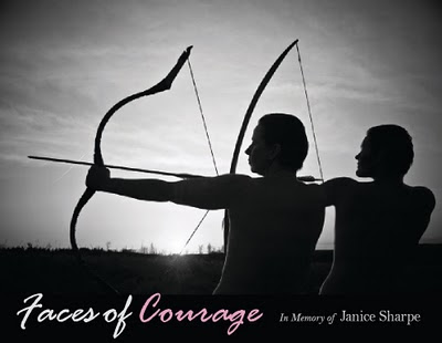 Faces of Courage: Breast Cancer Survivors 2011 calendar