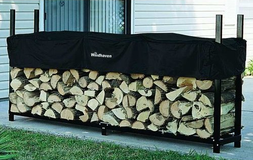 storing firewood outside 2