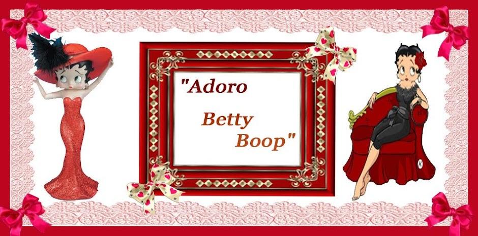 Adoro Betty Boop
