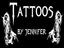 Tattoos by Jennifer