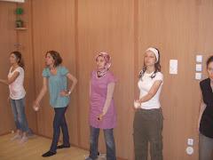 sıradışı işler eğitimci grubu ile takım çalışmaları