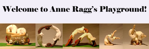 Anne Ragg goes to Prince Street