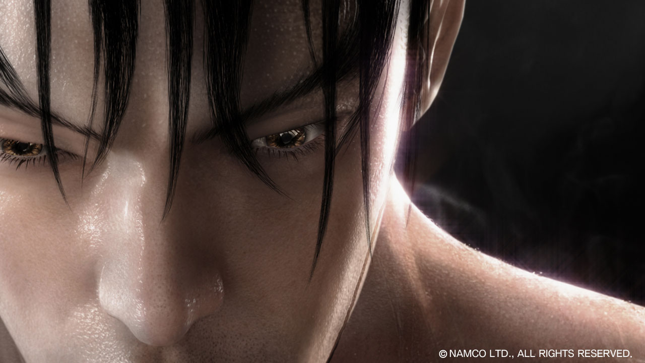 Tekken 6 - Jin Kazama Wallpaper
