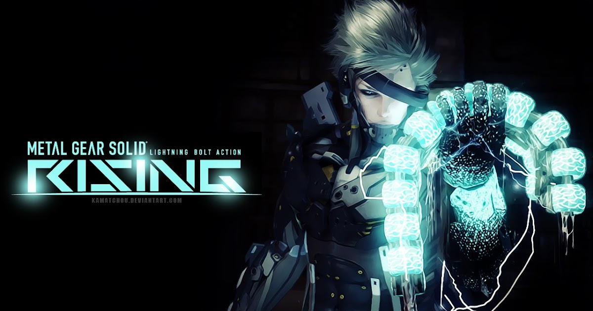 Metal Gear Rising: Revengeance на Android