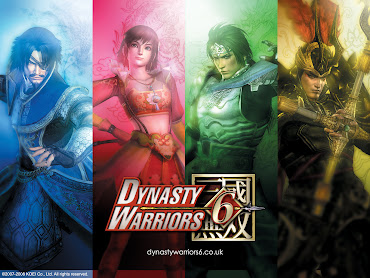 #5 Dynasty Warriors Wallpaper