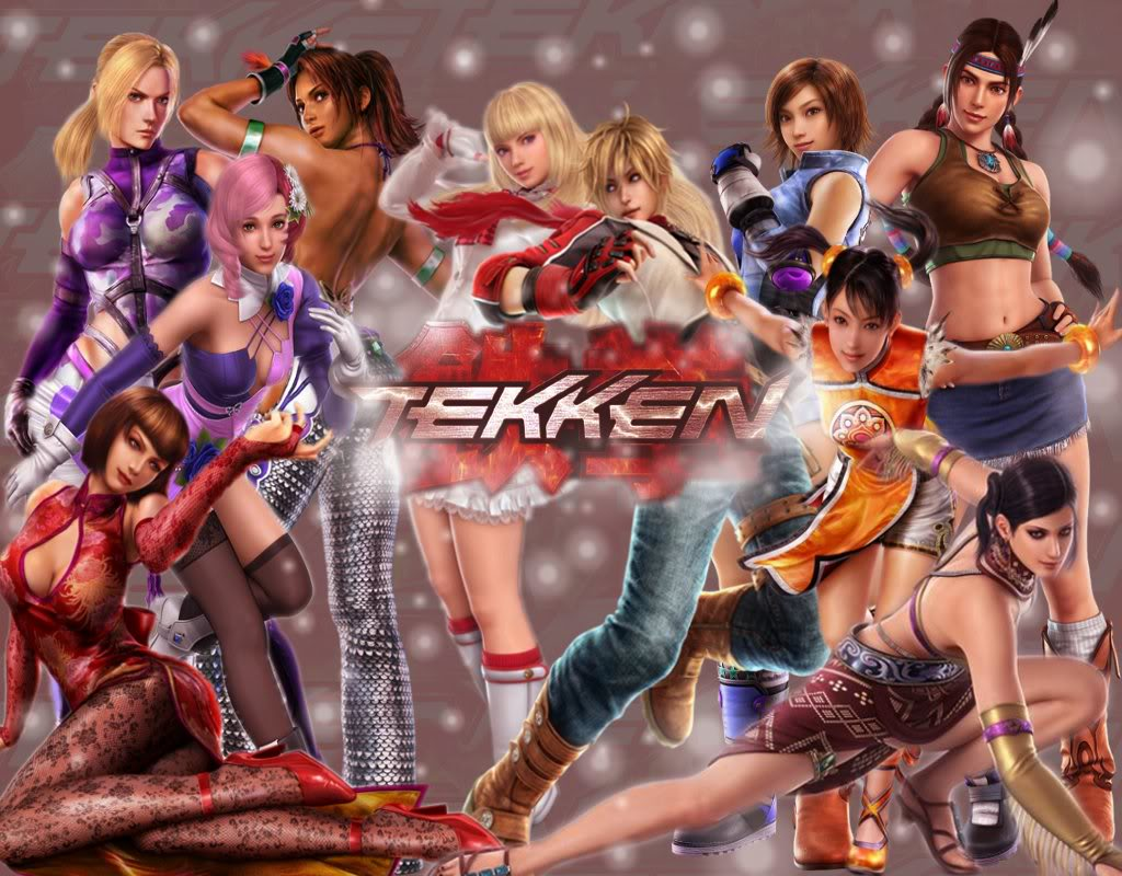 Tekken Girls Fighter