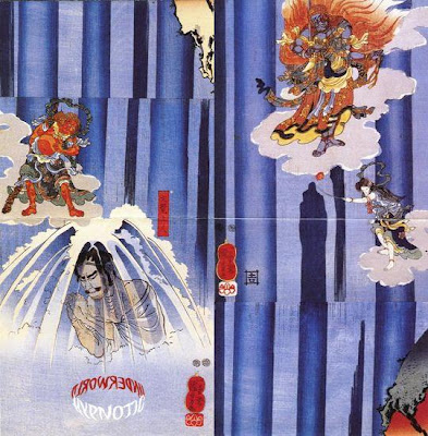 Hypnotic Underworld gatefold