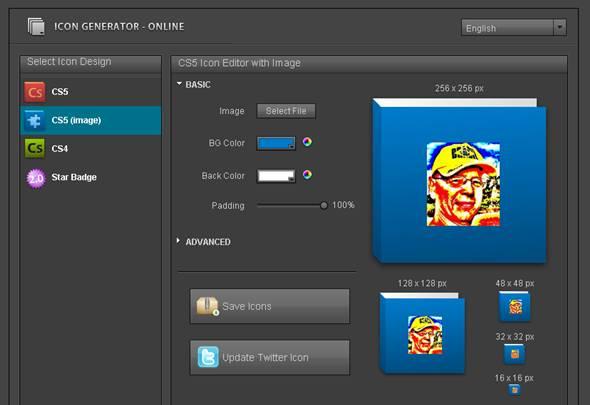 comment fabriquer des icones web2 0 gratuitement en ligne