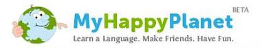 myhappyplanet : apprendre les langues en ligne avec les réseaux sociaux