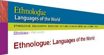 statistiques des langues dans le monde