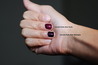 Delighted Bio Sculpture Nail Polish Small What Removes Nail Polish From Carpet Rectangular Pinterest Nail Polish Sun Nail Art Youthful Nail Polish Designs For Short Nails Easy Purple3d Nail Art Acrylic Powder ChanelBlueSatin: OPI Lincoln Park After Dark VS Lincoln Park After ..
