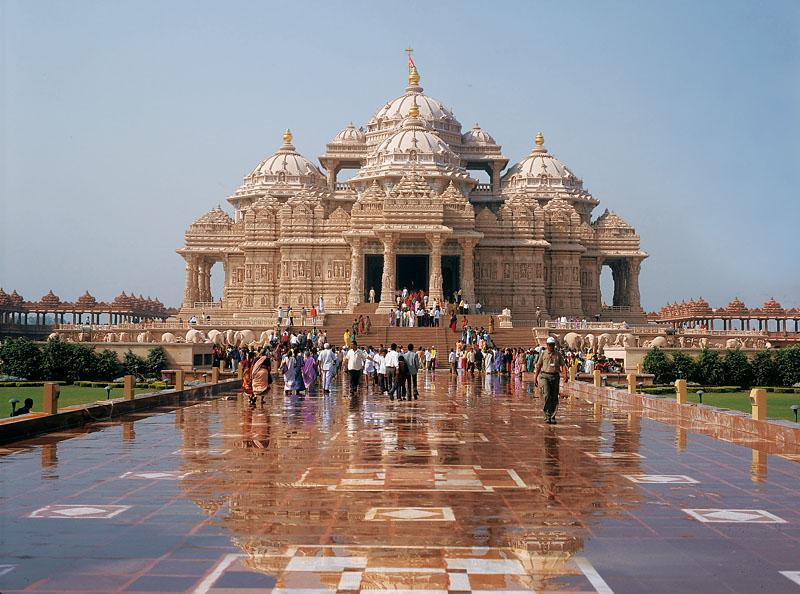 Akshar Dham Temple, India