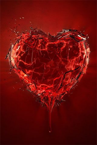broken heart quotes wallpaper. roken heart quotes wallpaper.