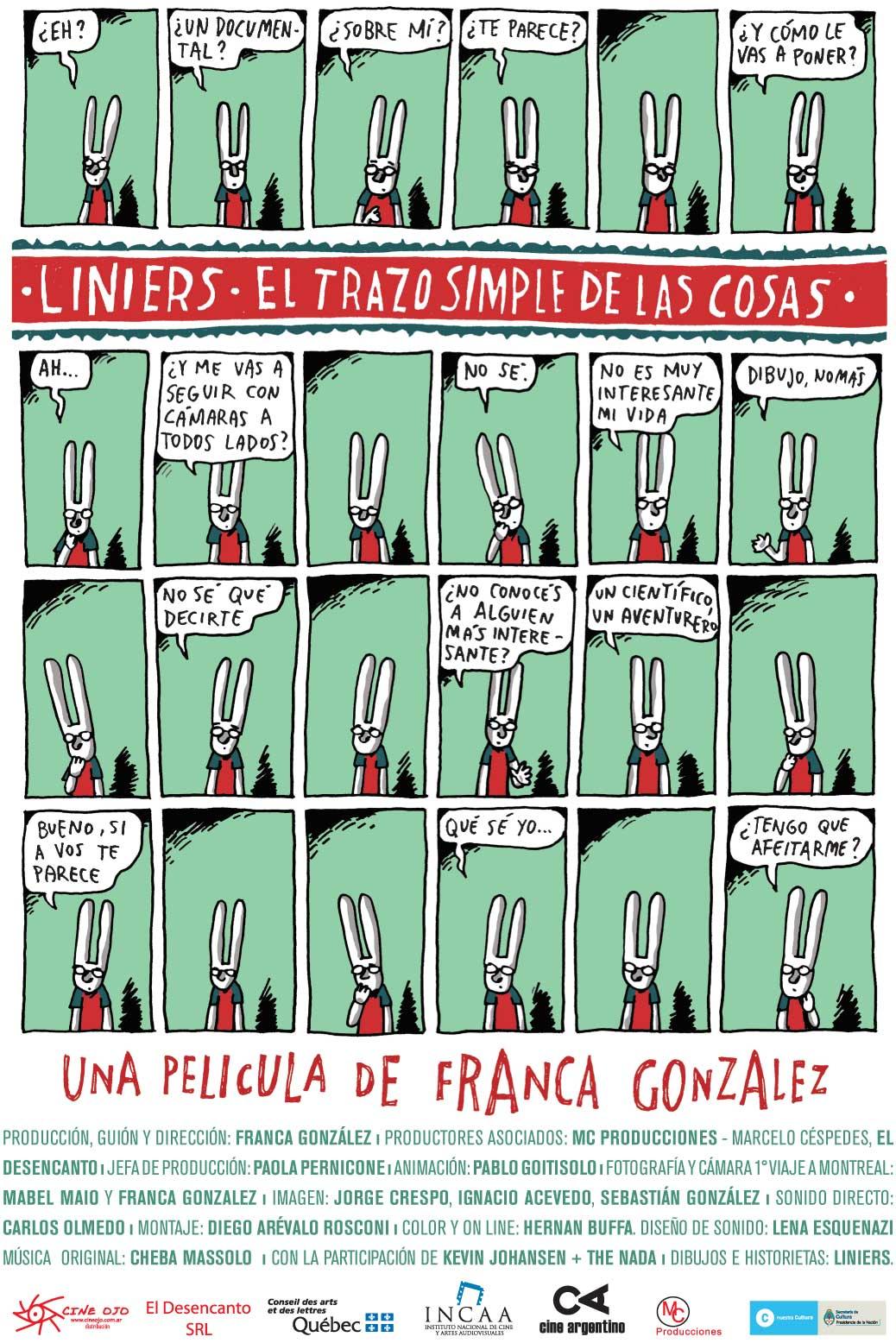 Liniers, el trazo simple de las cosas »