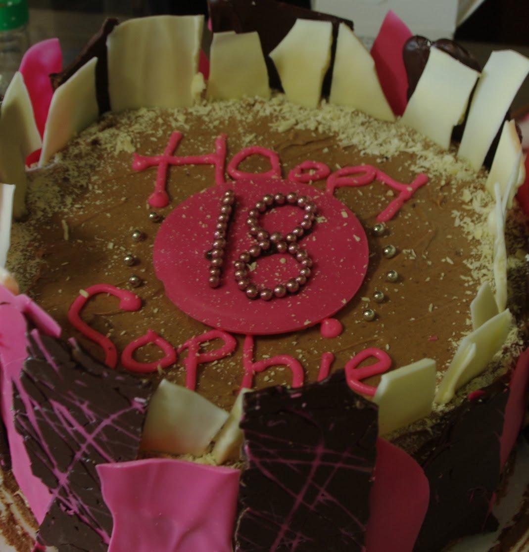 Patty Cake Patty Cake Happy 18th Sophie