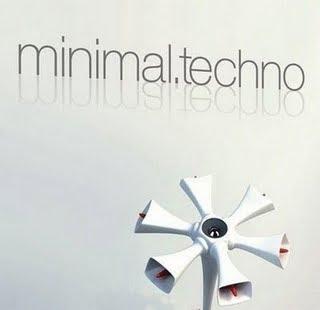 Cover-0027 Minimal Techno Mix