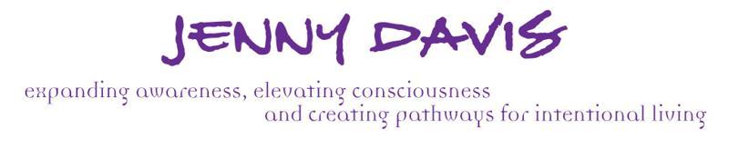 Jenny Davis, Energy Practitioner