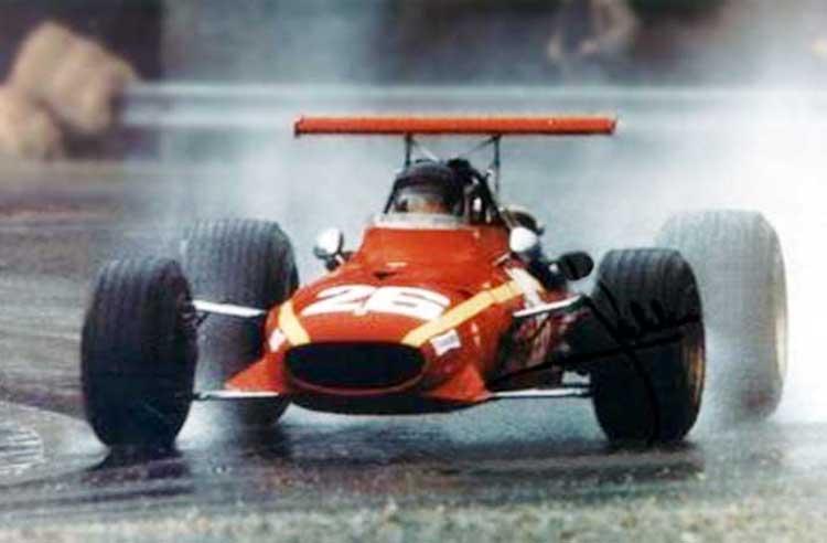 Equipe Ferrari de Formula 1 de 1968 by f1-nation.blogspot.com.br