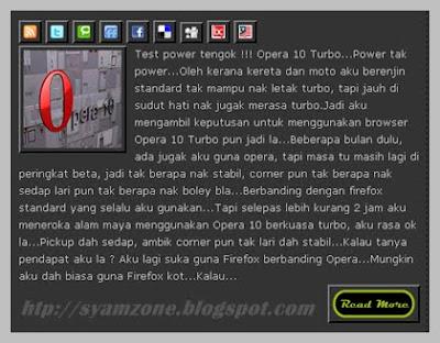 Text Read More Kepada Image
