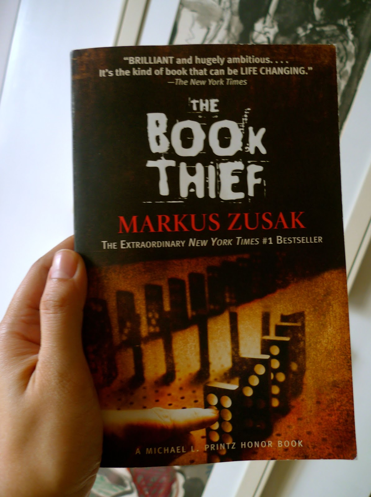 summary of the book thief by markus In the book thief, death narrates the story of liesel, a young girl living in nazi germany while living with her foster parents, liesel becomes not looking for a the book thief summary search above for 5000 other chapter summaries, curated from popular sites like sparknotes and cliff notes.