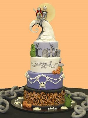 Super fiestha de Emmett!!! =D Halloween-cake