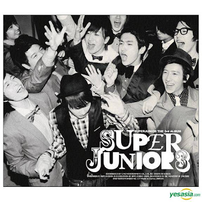 Super Junior 3rd Album Released: March 12th 2009 L_p1014436693