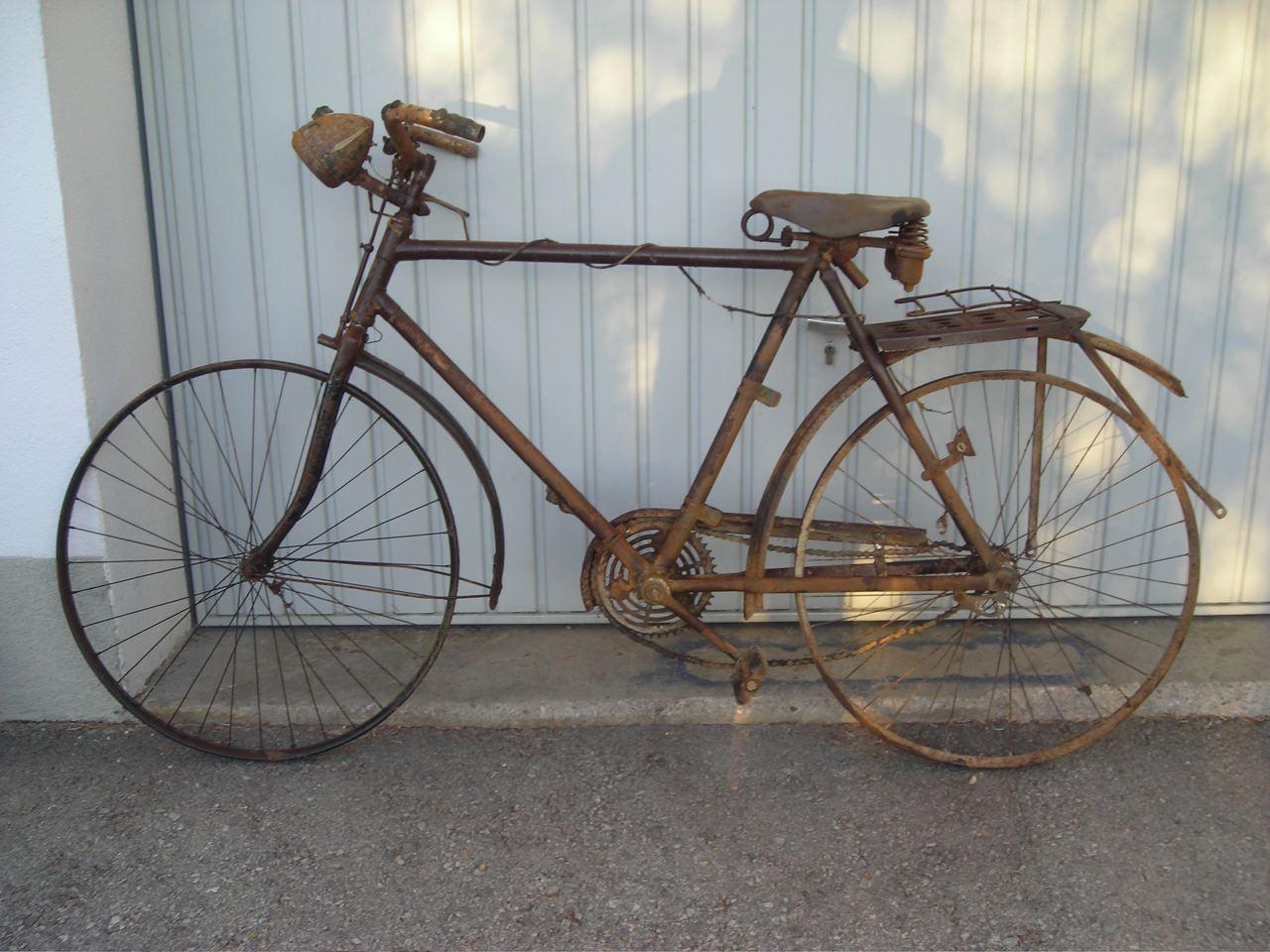 Velicious bicycles.: Scheunenfund