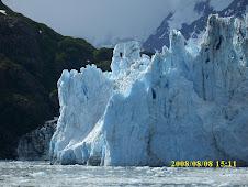 Alaska glacier 2008