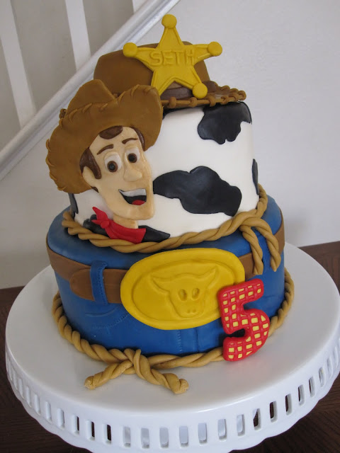 Toy Story Cakes For Boys : Sweets and life baking inspiration disney pixar toy