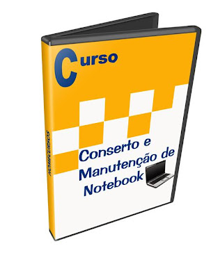 Curso e Manutenção Notebook