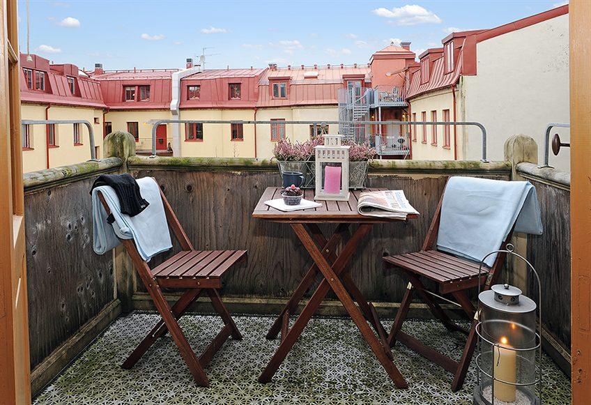 Мой мир: открытые балконы - глоток свежего воздуха в квартир.
