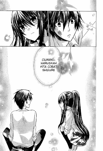 Loading Manga XX Me! Page 14...