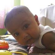 Zayyan @ 3 months
