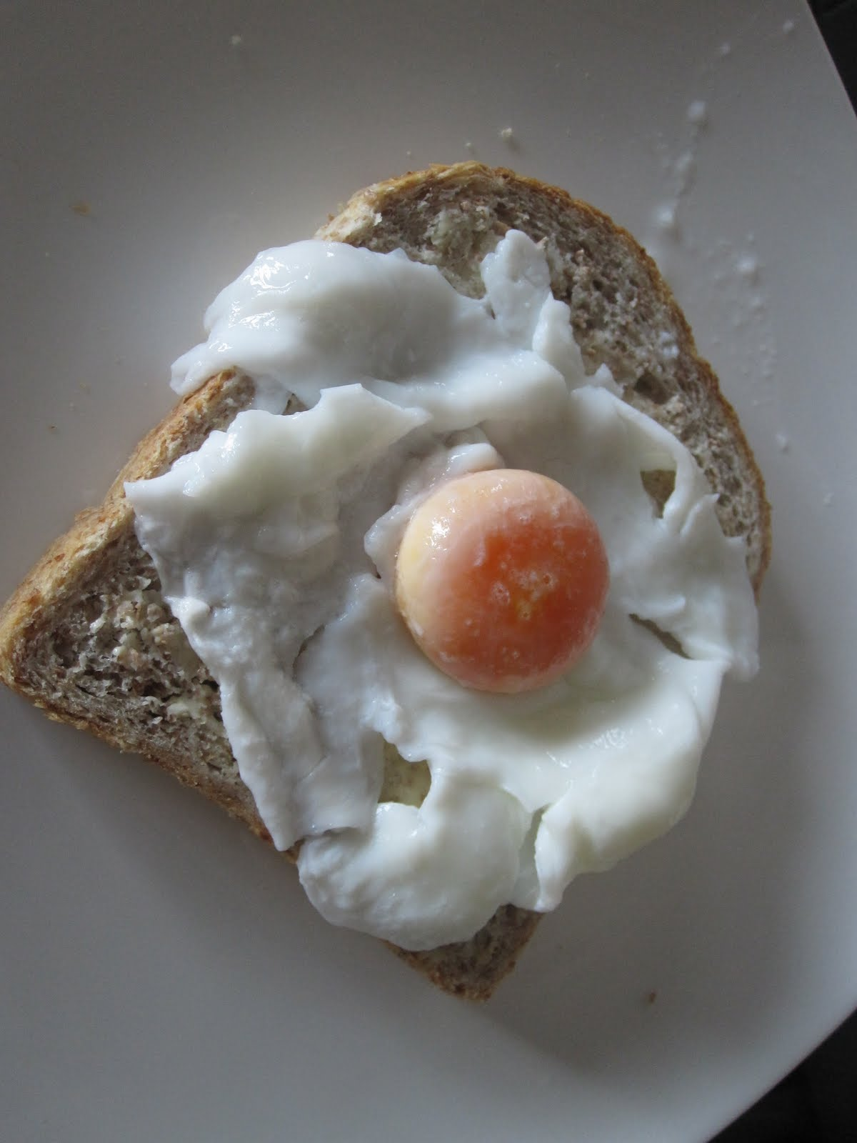 Bon Appetit!: The Perfect Poached Egg (or not!)