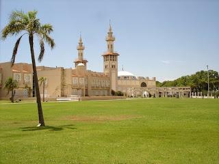 Gambar Masjid Bueno Aires, Argentina