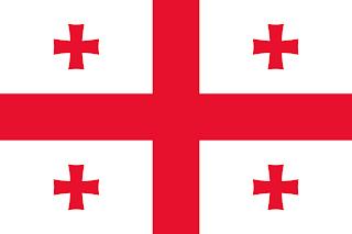 bendera georgia