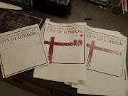 We wanted to use this to incorporate the City of London logo.