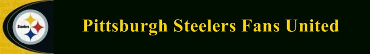 Pittsburgh Steelers Fans United | Steelers Fan News | Steelers Gear