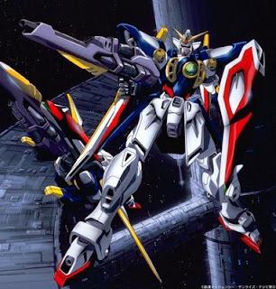 Mobile Suit Gundam Wing Gundam