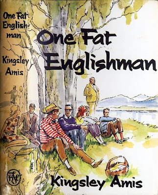 an analysis of one fat englishman by kingsley amis One fat englishman showcases one of amis' most dislikable creations – roger micheldene a book that is both disgusting in the way it portrays excess, yet hilarious in its representation of anglo-american relations, one fat englishman is a riveting read that studies bad behavior.