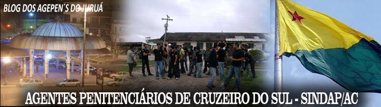 AGENTES PENITENCIÁRIOS DE CRUZEIRO DO SUL - AC