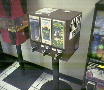 vending machine map
