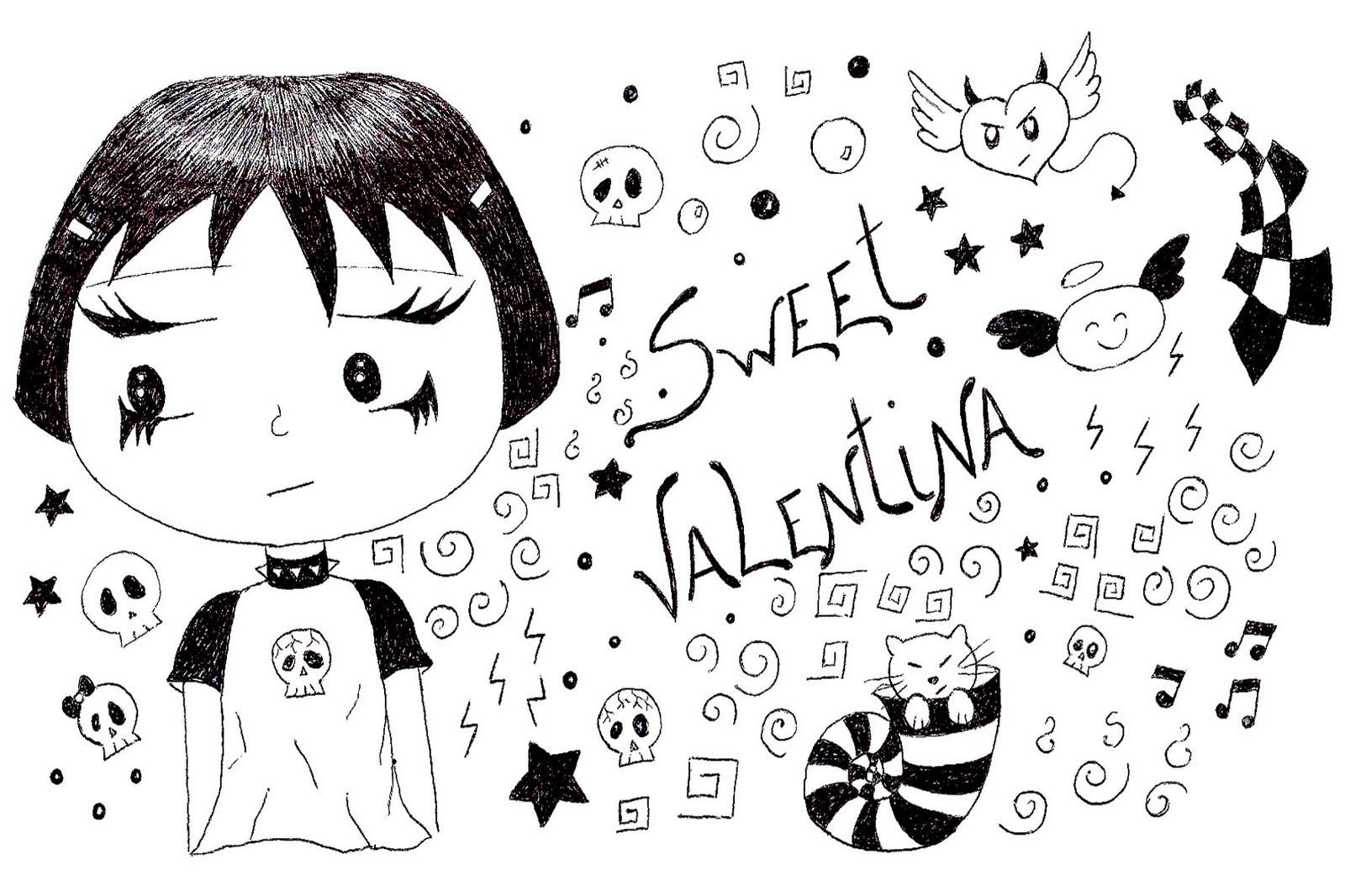 Sweet Valentina