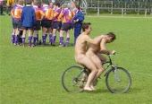 In bici.......