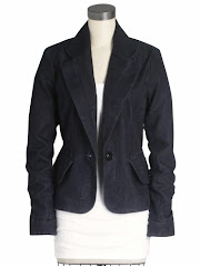 All-purpose, structured jacket