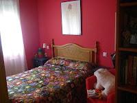 dormitorio chalet en marugan