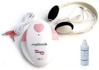 detector de latidos bebe