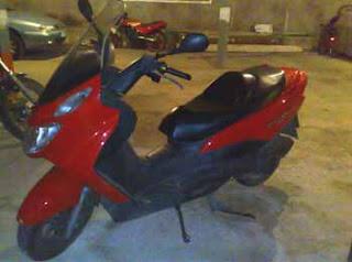scooter suzuki moto